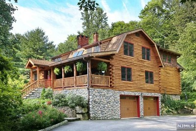 Ringwood Single Family Home Under Contract: 451 Stonetown Road