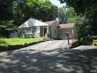Bloomingdale Single Family Home Under Contract: 42 Sunset Road