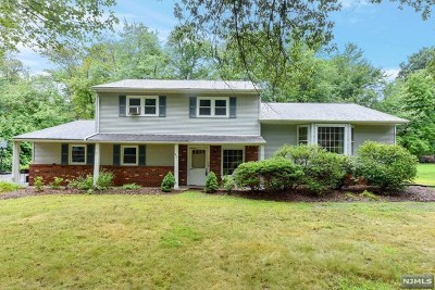 Wyckoff Single Family Home Under Contract: 457 James Way