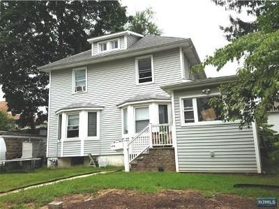 Passaic Single Family Home Under Contract: 18 De Bell Court