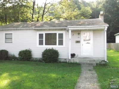 Wanaque Single Family Home Under Contract: 88 Greenwood Avenue