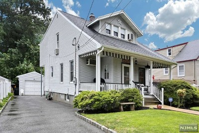 Bergenfield Single Family Home Under Contract: 144 West Main Street