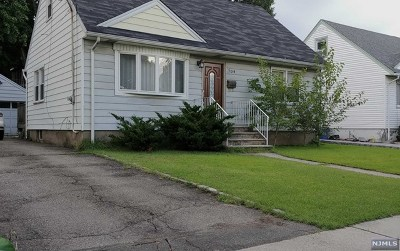 Carlstadt Single Family Home Under Contract: 704 9th Street