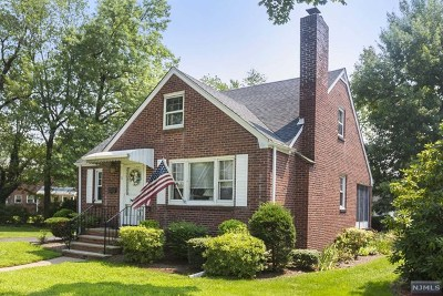 Dumont Single Family Home Under Contract: 11 Huntting Drive