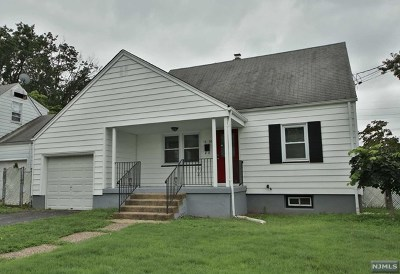 Fair Lawn Single Family Home Under Contract: 16-50 11th Street