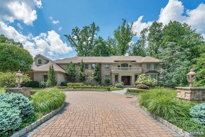Tenafly Single Family Home Under Contract: 17 Millers Crossing