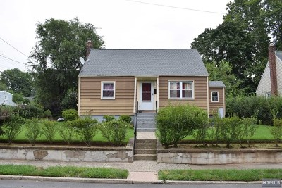 Bergenfield Single Family Home Under Contract: 43 East Glenwood Drive