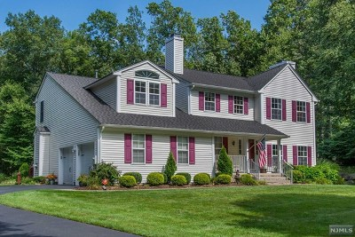 Morris County Single Family Home Under Contract: 6 Pillar Drive