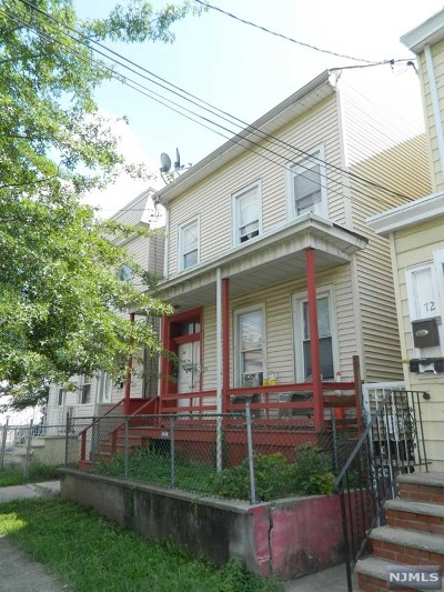 Passaic County Multi Family 2-4 Under Contract: 74 22nd Avenue