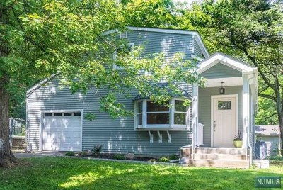 Passaic County Single Family Home Under Contract: 22 Ardena Road