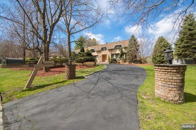 Bergen County Single Family Home Under Contract: 85 Dyer Court