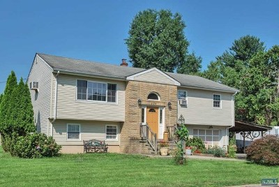 Pompton Lakes Single Family Home Under Contract: 334 Pine Street