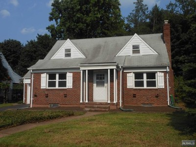 Fair Lawn Single Family Home Under Contract: 4-11 Kenneth Avenue