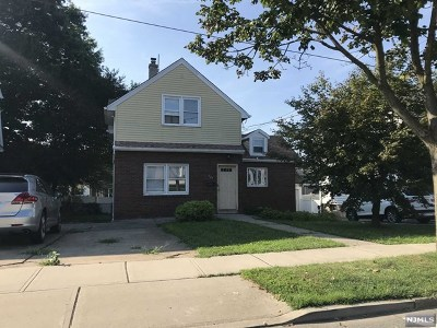 Wood Ridge NJ Multi Family 2-4 Under Contract: $369,000