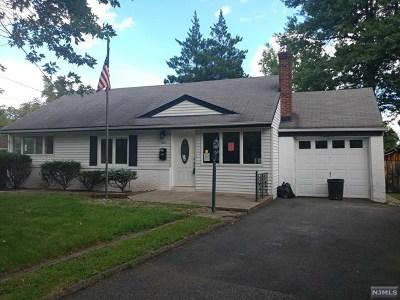 Bergenfield Single Family Home Under Contract: 363 Wildrose Avenue