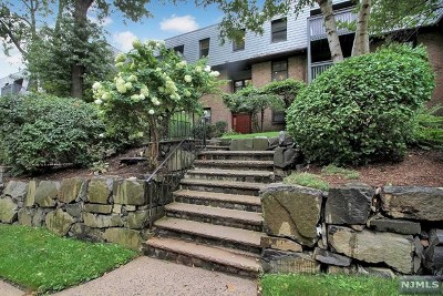 Fort Lee Condo/Townhouse Under Contract: 550 North Avenue #I