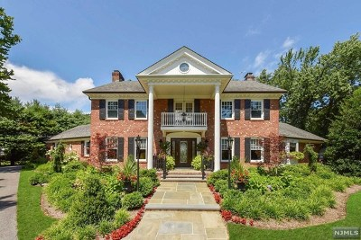 Franklin Lakes Single Family Home Under Contract: 367 Long Bow Drive
