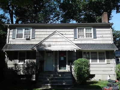 Bergenfield Multi Family 2-4 Under Contract: 72 North Queen Street