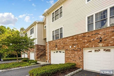 Hasbrouck Heights Condo/Townhouse Under Contract: 10 Terrace Avenue #3