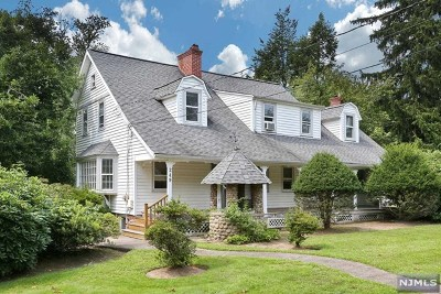 Bergen County Single Family Home Under Contract: 249 Werimus Road