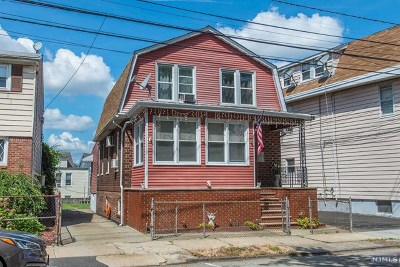 Hudson County Multi Family 2-4 Under Contract: 189 Maple Street