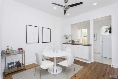 Hudson County Single Family Home Under Contract: 161 Chestnut Avenue
