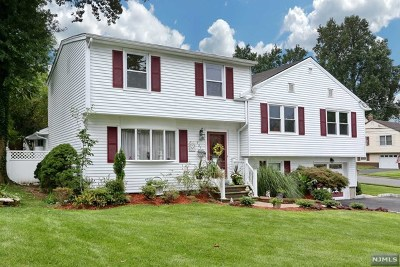 New Milford Single Family Home Under Contract: 439 Cypress Court