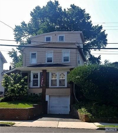 Dumont Single Family Home Under Contract: 63 Sunnyside Avenue
