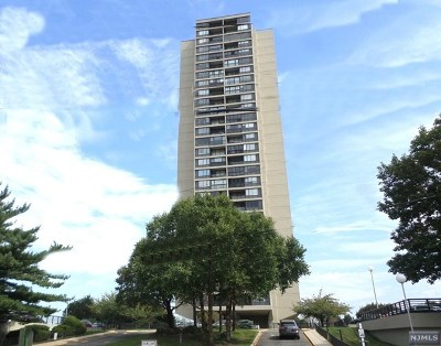 Fort Lee Condo/Townhouse Under Contract: 5 Horizon Road #210