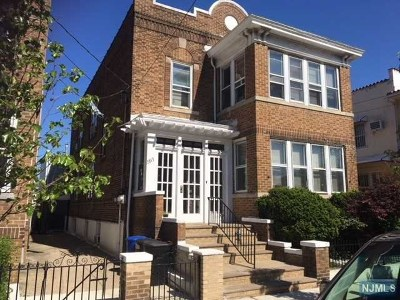 Hudson County Multi Family 2-4 Under Contract: 2813 Summit Avenue