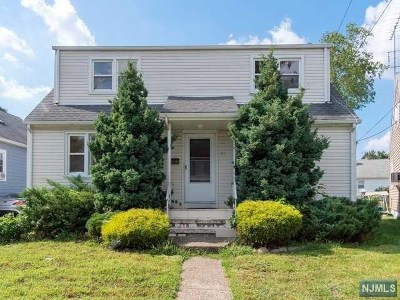 Totowa Single Family Home Under Contract: 95 William Place