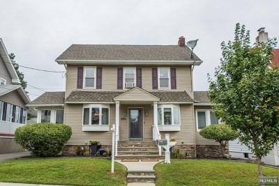 Passaic County Single Family Home Under Contract: 114 Dumont Avenue