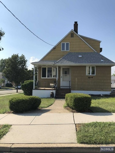 Carlstadt Single Family Home Under Contract: 90 Carlyle Court