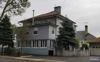 Hasbrouck Heights Multi Family 2-4 Under Contract: 418 Williams Avenue