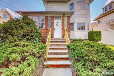 Hasbrouck Heights Single Family Home Under Contract: 218 Madison Avenue