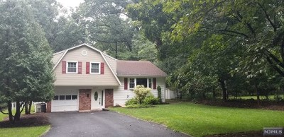 Woodcliff Lake Single Family Home Under Contract: 21 Oak Street
