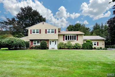 Ramsey Single Family Home Under Contract: 49 Brookfield Lane