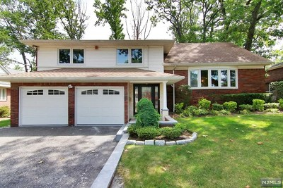 Fort Lee Single Family Home Under Contract: 1100 Palisade Avenue