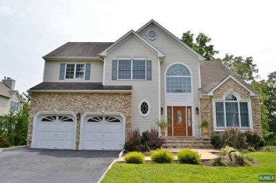 Morris County Single Family Home Under Contract: 4 Baybury Court