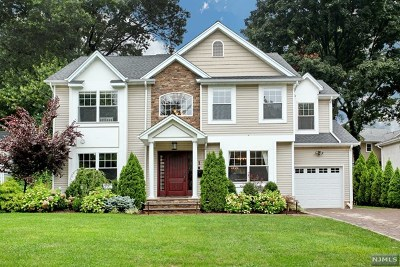 Glen Rock Single Family Home Under Contract: 1 Malvern Place