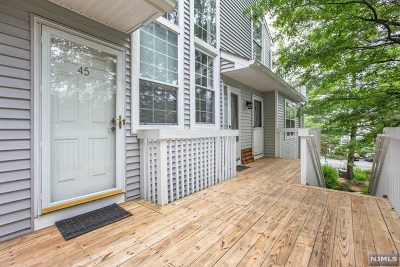 Englewood Condo/Townhouse Under Contract: 45 Eagles Notch Drive