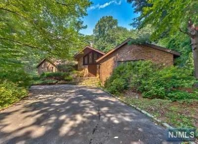 Montvale Single Family Home Under Contract: 41 Partridge Run