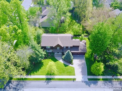 Closter Single Family Home Under Contract: 458 Homans Avenue