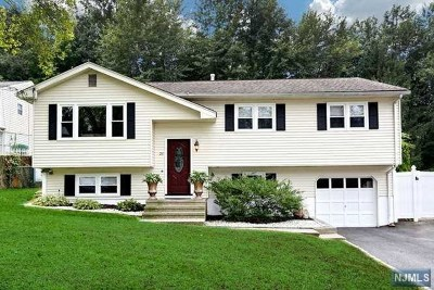Wanaque Single Family Home Under Contract: 21 Held Terrace