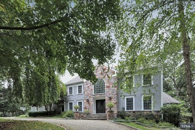 Franklin Lakes Single Family Home Under Contract: 303 Glen Place