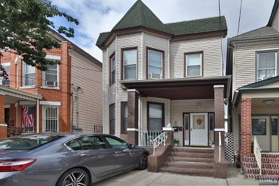 Hudson County Multi Family 2-4 Under Contract: 2413 Palisade Avenue
