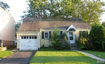 Bergenfield Single Family Home Under Contract: 64 Deerfield Street