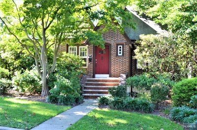 Cresskill Single Family Home Under Contract: 80 Morningside Avenue