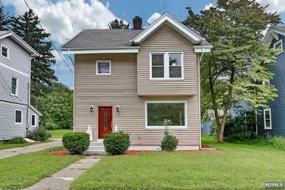 Pompton Lakes Single Family Home Under Contract: 75 Ringwood Avenue