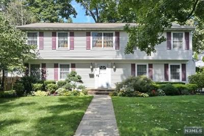 Hillsdale Single Family Home Under Contract: 8 Harrington Street